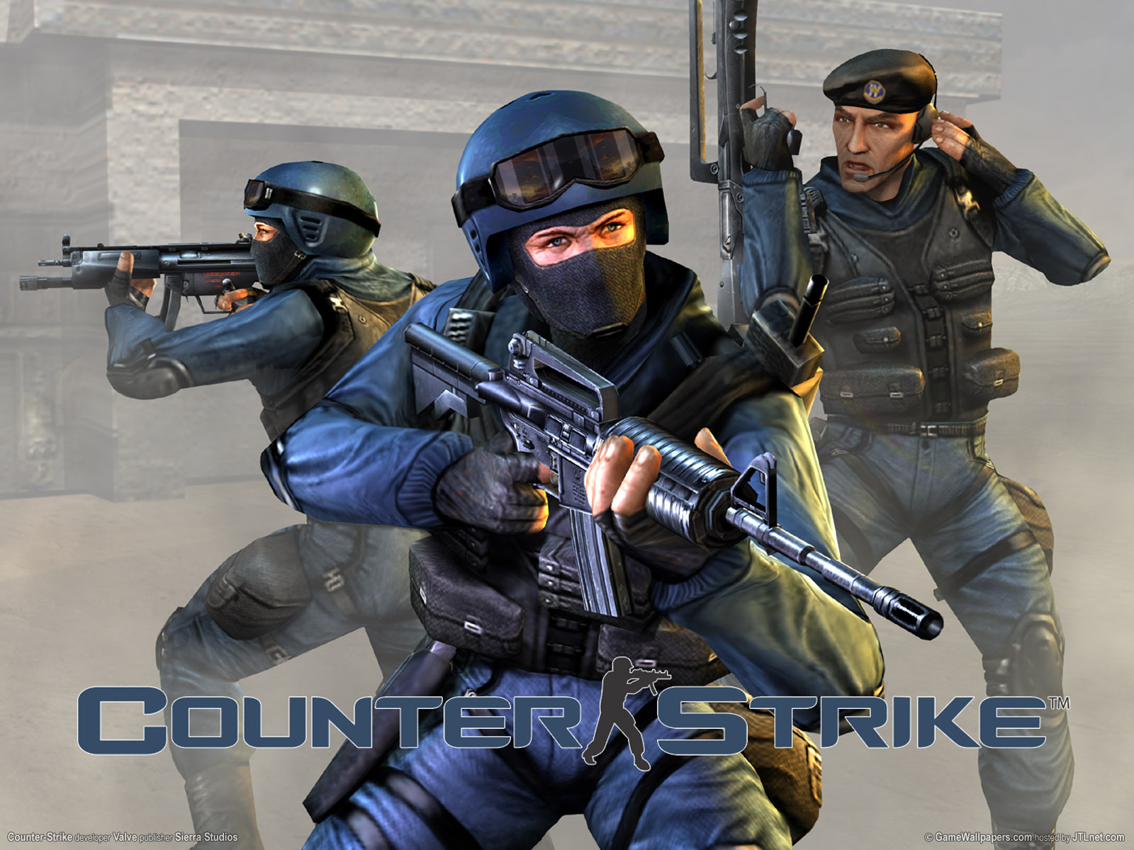 Counter Strike 1.6 full.